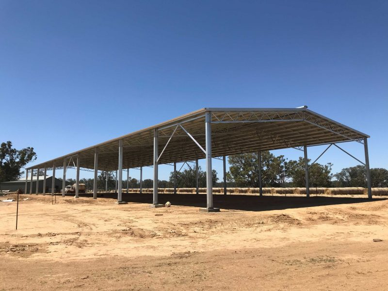 Leeton Shed by Steelcorp