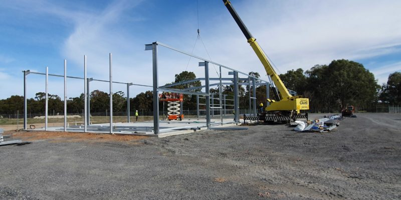 An easy guide to shed building with Steelcorp