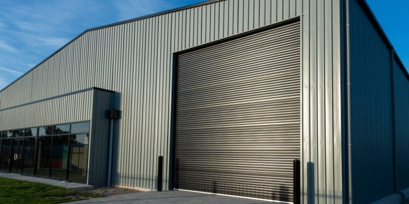 Building a Commercial Shed