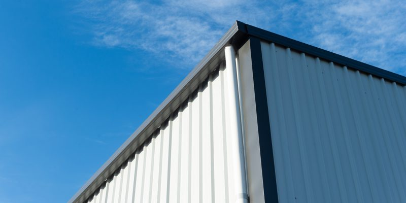 Shed Gutters